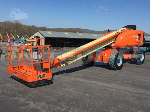 2020 JLG 600S TELESCOPIC STRAIGHT BOOM LIFT AERIAL LIFT 60' REACH DIESEL 4WD BRAND NEW STOCK # BF9749839-ISNY