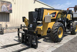 2015 CAT TL1255D 12000 LB DIESEL TELESCOPIC FORKLIFT TELEHANDLER PNEUMATIC 4WD 1486 HOURS STOCK # BF9782699-NLEQ - United Lift Used & New Forklift Telehandler Scissor Lift Boomlift
