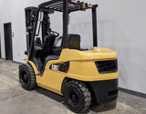 "2014 CATERPILLAR 2PD6000 6000 LB DIESEL FORKLIFT PNEUMATIC 86/187"" 3 STAGE MAST SIDE SHIFTER STOCK # BF9191679-ILIL - United Lift Equipment LLC"