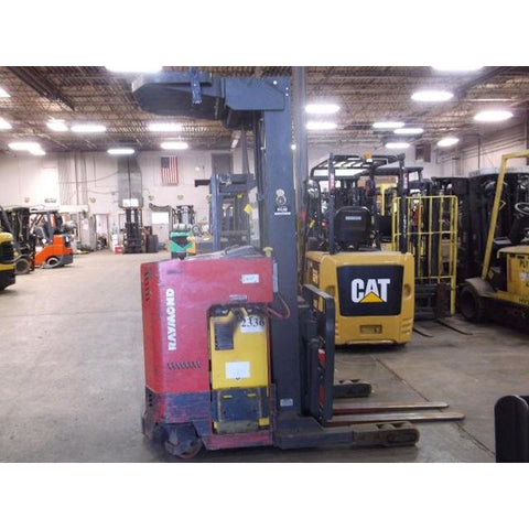 2006 RAYMOND EASIR30TT 3000 LB ELECTRIC FORKLIFT
