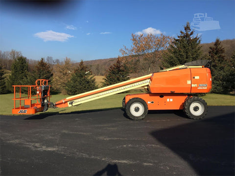 2015 JLG 600S STRAIGHT BOOM LIFT AERIAL LIFT 60' REACH DIESEL 4WD 615 HOURS STOCK # BF9761609-ISNY