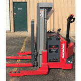 2004 RAYMOND DSX40 4000 LB ELECTRIC FORKLIFT WALKIE STACKER 72/150 MAST CUSHION SIDE SHIFTER 4821 HOURS STOCK # 5946-781824-ARB - united-lift-equipment