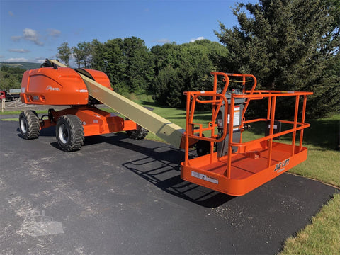 2019 JLG 400S TELESCOPIC BOOM LIFT AERIAL LIFT 40' REACH DIESEL 4WD BRAND NEW STOCK # BF9501409-ISNY