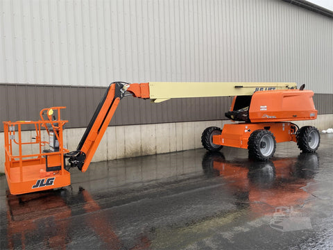 2020 JLG 660SJ TELESCOPIC BOOM LIFT AERIAL LIFT WITH JIB ARM 66' REACH DIESEL 4WD BRAND NEW STOCK # BF91042679-ISNY - United Lift Used & New Forklift Telehandler Scissor Lift Boomlift
