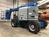 2014 GENIE Z34/22IC ARTICULATING BOOM LIFT AERIAL LIFT WITH JIB ARM 34' REACH DIESEL 4WD 1198 HOURS STOCK # BF9293069-ISNY - United Lift Used & New Forklift Telehandler Scissor Lift Boomlift