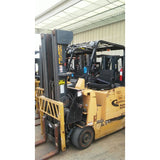 2011 DREXEL SLT30AC 3000 LB 36 VOLT ELECTRIC FORKLIFT CUSHION 88/205 3 STAGE UNIQUE SWING MAST STOCK # BF9247789-399-BUF