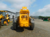 2018 JCB 507-42 7000 LB DIESEL TELESCOPIC FORKLIFT TELEHANDLER PNEUMATIC 4WD 112 HOURS STOCK # BF91043879-LTAR - United Lift Used & New Forklift Telehandler Scissor Lift Boomlift