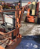 2007 JLG E300AJ ARTICULATING BOOM LIFT AERIAL LIFT 30' REACH ELECTRIC 1667 HOURS STOCK # BF91348499-PEIL - United Lift Used & New Forklift Telehandler Scissor Lift Boomlift