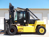 2012 HOIST P360/24 36000 LBS DIESEL 180'' 2 STAGE MAST PNEUMATIC FORK LIFT 6166 HOURS STK# BF923026-RIL