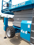 2006 GENIE GS-5390 1500 LBS DUAL FUEL 53 FT. PNEUMATIC 2752 HOURS STK# BF923531-RIL - United Lift Used & New Forklift Telehandler Scissor Lift Boomlift