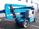 2008 GENIE Z-40/23N RJ 500 LBS ELECTRIC 40 FT. CUSHION BOOM LIFT 1028 HOURS STK# BF924014-RIL