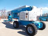 2006 GENIE Z-60/34 500 LBS DIESEL 60 FT. PNEUMATIC ARTICULATING BOOM LIFT 2199 HOURS STK# BF924369-RIL