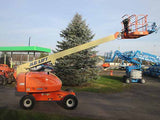 2012 JLG 400S TELESCOPIC STRAIGHT BOOM LIFT AERIAL LIFT 40' REACH DIESEL 4WD 2117 HOURS STOCK # BF9303219-HLNY - United Lift Used & New Forklift Telehandler Scissor Lift Boomlift