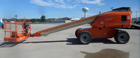 2010 JLG 600S TELESCOPIC BOOM LIFT AERIAL LIFT 60' REACH DIESEL 4WD 3661 HOURS STOCK # BF97107R9-FILB - united-lift-equipment