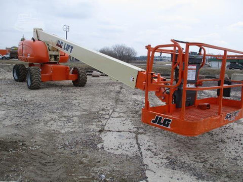 2008 JLG 800S TELESCOPIC BOOM LIFT AERIAL LIFT 80' REACH DIESEL 4WD 5849 HOURS STOCK # BF9371019-CEIL - United Lift Used & New Forklift Telehandler Scissor Lift Boomlift