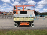 2020 JLG 2630ES SCISSOR LIFT 26' REACH ELECTRIC CUSHION TIRES BRAND NEW STOCK # BF92000139-ISNY - United Lift Used & New Forklift Telehandler Scissor Lift Boomlift