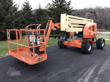 2013 JLG 450AJ II ARTICULATING BOOM LIFT AERIAL LIFT 45' REACH DIESEL 4WD 1589 HOURS STOCK # BF9332469-ISNY - United Lift Used & New Forklift Telehandler Scissor Lift Boomlift
