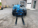 2011 GENIE GTH5519 5500 LB DIESEL TELESCOPIC FORKLIFT TELEHANDLER PNEUMATIC 4WD 2304 HOURS STOCK # BF9351459-BUF
