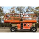 2008 JLG 3394RT SCISSOR LIFT 33' REACH DIESEL STOCK # BF481236-RIL2