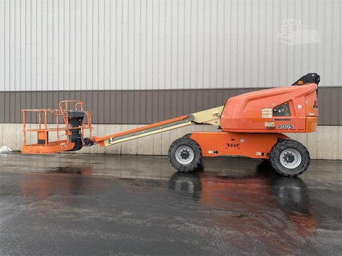 2015 JLG 400S TELESCOPIC STRAIGHT BOOM LIFT AERIAL LIFT 40' REACH DIESEL 4WD 1388 HOURS STOCK # BF9432669-ISNY - United Lift Used & New Forklift Telehandler Scissor Lift Boomlift