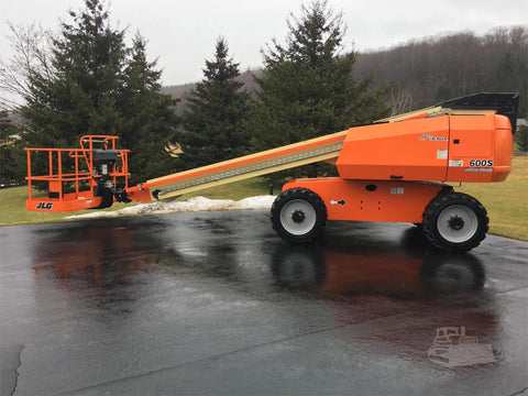 2016 JLG 600S STRAIGHT BOOM LIFT AERIAL LIFT 60' REACH DIESEL 4WD 289 HOURS STOCK # BF9791619-ISNY