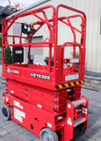 2020 LGMG AS1932E SCISSOR LIFT 32' REACH ELECTRIC SMOOTH CUSHION TIRES BRAND NEW STOCK # BF9102559-NLEQ - United Lift Used & New Forklift Telehandler Scissor Lift Boomlift