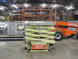 2011 JLG 2630ES SCISSOR LIFT 26' REACH ELECTRIC CUSHION TIRES 265 HOURS STOCK # BF9100989-HLNY