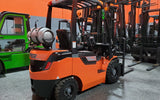 "2020 VIPER FY20 4000 LB LP GAS FORKLIFT PNEUMATIC 85/189"" 3 STAGE MAST BRAND NEW STOCK # BF9193279-ILIL - United Lift Used & New Forklift Telehandler Scissor Lift Boomlift"