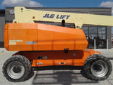 2011 JLG 860SJ STRAIGHT BOOM LIFT AERIAL LIFT WITH JIB ARM 86' REACH DIESEL 4WD 3803 HOURS STOCK # BF9533449-CEIL