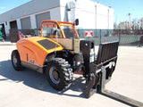 2017 JLG G5-18A 5500 LB DIESEL TELESCOPIC FORKLIFT 4WD AUXILIARY HYDRAULICS 195 HOURS STOCK # BF950016-RIL