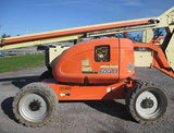 2009 JLG 600AJ ARTICULATING BOOM LIFT AERIAL LIFT 60' REACH DIESEL 4WD 3753 HOURS STOCK # BF9392369-HLNY