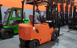 "2020 VIPER FB25 5000 LB 48 VOLT ELECTRIC FORKLIFT PNEUMATIC 85/189"" 3 STAGE MAST SIDE SHIFTER STOCK # BF9249549-ILIL - United Lift Used & New Forklift Telehandler Scissor Lift Boomlift"