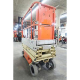 2012 JLG 1930ES SCISSOR LIFT 19' REACH ELECTRIC 250 HOURS STOCK # BF06545-DPA