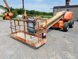 2007 JLG 600S TELESCOPIC BOOM LIFT AERIAL LIFT 60' REACH DIESEL 4WD 3183 HOURS STOCK # BF9292669-BATNY