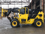2013 SKYJACK ZB20044T3 20000 LB DIESEL TELESCOPIC FORKLIFT TELEHANDLER PNEUMATIC ENCLOSED CAB 2750 HOURS STOCK # BF91159439-LMNY