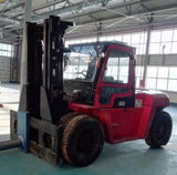 2020 HANGCHA XF-120 25000 LB FORKLIFT DIESEL PNEUMATIC 118/141 2 STAGE MAST SIDE SHIFTER STOCK # BF99124159-PENC - United Lift Used & New Forklift Telehandler Scissor Lift Boomlift