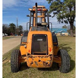 2011 CASE 586G 6000 LB DIESEL ROUGH TERRAIN FORKLIFT PNEUMATIC 126/264 3 STAGE MAST SIDE SHIFTER 3738 HOURS STOCK # BF93129-ESLA - United Lift Used & New Forklift Telehandler Scissor Lift Boomlift