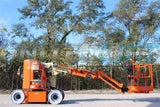 2008 JLG E300AJP ARTICULATING BOOM LIFT AERIAL LIFT 30' REACH ELECTRIC 958 HOURS STOCK # BF9JLG59059-RIL2
