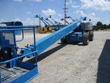 2006 GENIE S80 TELESCOPIC BOOM LIFT AERIAL LIFT 80' REACH DIESEL 4WD 2540 HOURS STOCK # BF9291199-CEIL