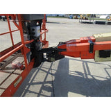 2007 JLG 800S TELESCOPIC BOOM LIFT AERIAL LIFT 80' REACH DIESEL 4WD 1958 HOURS STOCK # BF9527729-BRIL