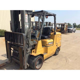 2010 CAT GC55K-LP 12000 LB LP GAS FORKLIFT CUSHION 107/209 3 STAGE MAST 2890 HOURS STOCK # BF9251179-ALTB - United Lift Used & New Forklift Telehandler Scissor Lift Boomlift
