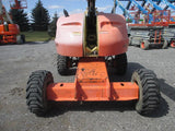 2006 JLG 400S TELESCOPIC BOOM LIFT AERIAL LIFT 40' REACH DIESEL 4WD 4244 HOURS STOCK # BF9170959-HLNY