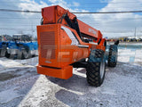 2008 SKYTRAK 10054 10000 LB DIESEL TELESCOPIC FORKLIFT TELEHANDLER 4WD ENCLOSED CAB 3714 HOURS STOCK # BF9594449-BATNY - United Lift Used & New Forklift Telehandler Scissor Lift Boomlift