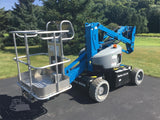 2017 GENIE Z33/18 ARTICULATING BOOM LIFT AERIAL LIFT 33' REACH ELECTRIC BRAND NEW STOCK # BF9391749-ISNY - United Lift Used & New Forklift Telehandler Scissor Lift Boomlift