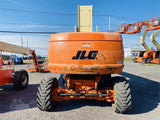 2004 JLG 860SJ STRAIGHT BOOM LIFT AERIAL LIFT WITH JIB ARM 86' REACH DUAL FUEL 4WD 3383 HOURS STOCK # BF9323879-BATNY - United Lift Used & New Forklift Telehandler Scissor Lift Boomlift