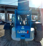 2014 GENIE GTH844 8000 LB DIESEL TELESCOPIC FORKLIFT TELEHANDLER PNEUMATIC 4WD 2790 HOURS STOCK # BF9542019-NLEQ - United Lift Equipment LLC