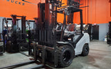 "2021 VIPER FY35 8000 LB LP GAS FORKLIFT DUAL PNEUMATIC 89/189"" 3 STAGE MAST SIDE SHIFTER BRAND NEW STOCK # BF9333619-ILIL - United Lift Used & New Forklift Telehandler Scissor Lift Boomlift"