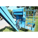 2008 GENIE Z45/25J DC ARTICULATING BOOM LIFT AERIAL LIFT 45' REACH ELECTRIC 4WD 183 HOURS STOCK # BF08335-DPA