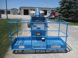 2011 GENIE S65 TELESCOPIC BOOM LIFT AERIAL LIFT WITH JIB ARM 65' REACH DIESEL 4WD 4458 HOURS STOCK # BF9492619-HLNY - United Lift Used & New Forklift Telehandler Scissor Lift Boomlift