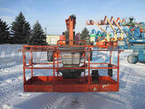 2010 JLG 1250AJP ARTICULATING BOOM LIFT AERIAL LIFT WITH JIB ARM 125' REACH DIESEL 4WD 5643 HOURS STOCK # BF9905609-HLNY - United Lift Used & New Forklift Telehandler Scissor Lift Boomlift